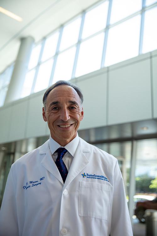 Dr. Mason July, 31 Dallas, TEXAS – (Photo by Shannon Faulk)