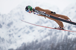 Roglej Urban during testing jumps at Ski jumping Flying Hill One day before FIS World Cup Ski Jumping Final Planica 2018, on March 21, 2018 in Ratece, Planica, Slovenia. Photo by Urban Urbanc / Sportida