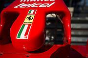 May 25-29, 2016: Monaco Grand Prix. Ferrari nose detail