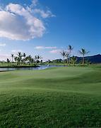 golf, Westin Kauai, Lagoons Course, Kauai, Hawaii, USA<br />