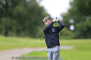 Corey Scullion (Moyola Park) during the Connacht U14 Boys Amateur Open, Ballinasloe Golf Club, Ballinasloe, Galway,  Ireland. 10/07/2019<br /> Picture: Golffile | Fran Caffrey<br /> <br /> <br /> All photo usage must carry mandatory copyright credit (© Golffile | Fran Caffrey)