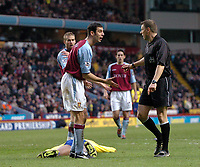 ASTON VILLA/ARSENAL PREMIER LEAGUE 18/01/04<br />