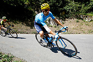 Mikel Landa (ESP - Movistar) during the 105th Tour de France 2018, Stage 11, Alberville - La Rosiere Espace Bernardo (108,5 km) on July 18th, 2018 - Photo Luca Bettini / BettiniPhoto / ProSportsImages / DPPI