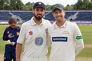 during the Specsavers County Champ Div 2 match between Durham County Cricket Club and Leicestershire County Cricket Club at the Emirates Durham ICG Ground, Chester-le-Street, United Kingdom on 18 August 2019.