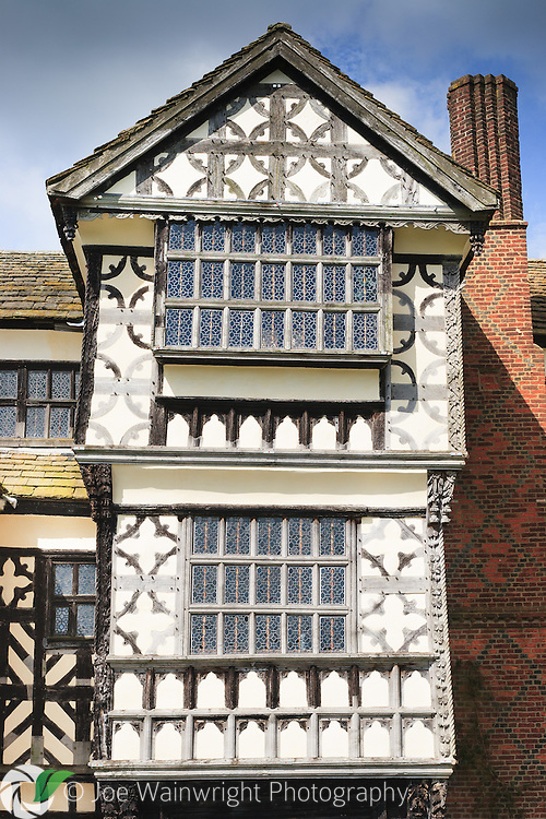 Probably the finest example of a 15th century, timber-framed moated manor house in Britain, Little Moreton Hall is one of Cheshire's truly iconic buildings.