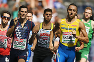 Pierre-Ambroise Bosse competes in men 800m during the European Chamionships 2018, at Olympic Stadium in Berlin, Germany, Day 3, on August 9, 2018 - Photo Philippe Millereau / KMSP / ProSportsImages / DPPI