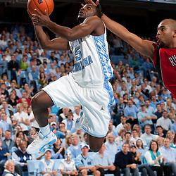 2008-12-28 Rutgers at North Carolina Tar Heels basketball