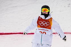 February 9, 2018 - Pyeongchang, South Korea - 180209 Ludvig FjÅllstrÅ¡m of Sweden after competing in the MenÃ•s Moguls Qualification during the 2018 Winter Olympics on February 9, 2018 in Pyeongchang..Photo: Petter Arvidson / BILDBYRN / kod PA / 91956 (Credit Image: © Petter Arvidson/Bildbyran via ZUMA Press)