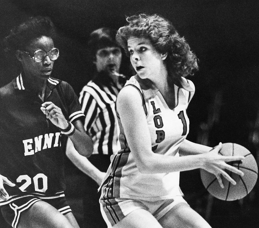 ©1986 Girls state high school basketball, Austin, Texas