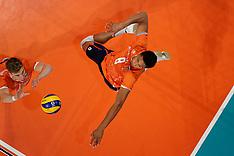 20190921 NED: EC Volleyball 2019 Netherlands - Germany, Apeldoorn