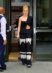 Rosie Huntington Whiteley spotted out in New York ahead of CFDA event. 05 Jun 2018 Pictured: Rosie Huntington Whiteley. Photo credit: PC / MEGA TheMegaAgency.com +1 888 505 6342