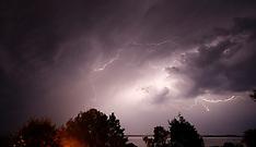 Lightning Storm | Oban |  20 July 2016