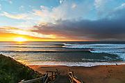 Bells Beach Sunrise Feb 11th 2019<br /> Steve Ryan Photography  2019