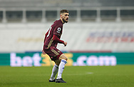 Leeds United midfielder Mateusz Klich (43)  during the Premier League match between Newcastle United and Leeds United at St. James's Park, Newcastle, England on 26 January 2021.