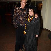 Harpengala 2004, Ad Viseer en vrouw Melanie Agtsteribbe