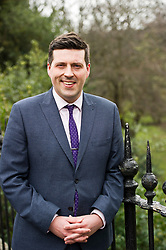 Pictured: Jamie Hepburn<br /> Employability minister Jamie Hepburn headed to Abercromby Place in Edinburgh today to offer comments on latest labour market statistics<br /> <br /> <br /> Ger Harley   EEm 21 March 2018