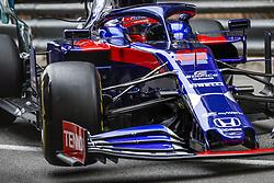 May 23, 2019 - Monte Carlo, Monaco - Motorsports: FIA Formula One World Championship 2019, Grand Prix of Monaco, ..#26 Daniil Kvyat (RUS, Red Bull Toro Rosso Honda) (Credit Image: © Hoch Zwei via ZUMA Wire)