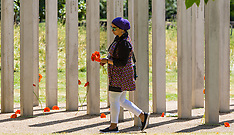 2017-07-07 Terror atrocities of 7th July 2005 remembered at Hyde Park memorial service.