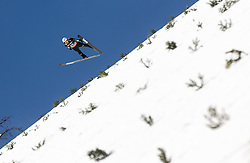 Yukiya Sato (JPN) during the Qualification round of the Ski Flying Hill Individual Competition at Day 1 of FIS Ski Jumping World Cup Final 2019, on March 21, 2019 in Planica, Slovenia. Photo by Matic Ritonja / Sportida
