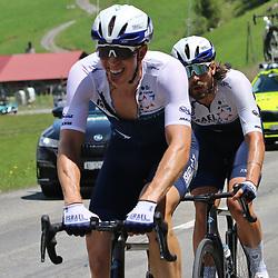 LEUKERBAD (SUI) CYCLING<br /> Tour de Suisse stage 5<br /> <br /> <br /> Sep Vanmarcke (Belgium / Team EF Education First)