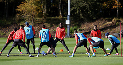 Anthony Martial of Manchester United   - Mandatory by-line: Matt McNulty/JMP - 19/10/2016 - FOOTBALL - Manchester United - Training session ahead of Europa League game against Fenerbahce