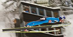 30.12.2011, Schattenbergschanze / Erdinger Arena, GER, Vierschanzentournee, FIS Weldcup, Probedurchgang, Ski Springen, im Bild Thomas Morgenstern (AUT) // Thomas Morgenstern of Austria  during the trial round at 60th Four-Hills-Tournament, FIS World Cup in Oberstdorf, Germany on 2011/12/30. EXPA Pictures © 2011, PhotoCredit: EXPA/ P.Rinderer