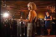 , HARRIET GREENVeuve Clicquot 2014 Business Woman of the Year Awards . Claridge's. LONDON. 12 May 2014.