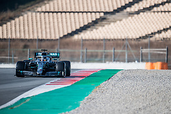 February 28, 2019 - Montmelo, BARCELONA, Spain - CATALONIA, BARCELONA, SPAIN, 28 February. #44 Lewis HAMILTON driver of Mercedes AMG Petronas Racing during the winter test at Circuit de Barcelona Catalunya. (Credit Image: © AFP7 via ZUMA Wire)