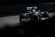 June 7-9, 2013 : Canadian Grand Prix. Nico Rosberg, Mercedes , F1 W04