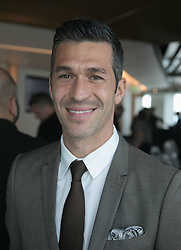 April 19, 2018 - Los Angeles, California, U.S - The 2018 International Champions Cup organizers announced the teams and schedule for the summer soccer tournament featuring top European clubs during a press conference on Thursday April 19, 2018 at OUE Skyspace LA in Los Angeles, California. Barcelona legend, Luis Garcia. (Credit Image: © Prensa Internacional via ZUMA Wire)