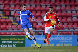 - Photo mandatory by-line: Richard Martin-Roberts - Mobile: 07966 386802 - 10/01/2015 - SPORT - Football - Crewe - Alexandra Stadium - Crewe Alexandra v Gillingham - Sky Bet League One