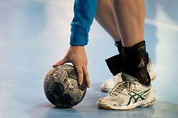 During handball match between RK Krim Mercator and CSM Bucuresti in Round #6 of Women's EHF Champions League 2016/17, on February 4, 2017 in Arena Kodeljevo, Ljubljana, Slovenia. Photo by Urban Urbanc / Sportida