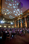 Washington, DC (May 24, 2011) -- The No Greater Sacrifice Foundation (NGS) holds its 4th annual Freedom Award Gala in the Andrew W. Mellon Auditorium in downtown Washington, DC. The annual charity fundraiser celebrates & recognizes supporters of NGS and the winner of the NGS Freedom Award. The award was established by the Directors of the No Greater Sacrifice Foundation to best honor an individual who epitomizes selfless service to the nation and represents the very best of our men and women in uniform.  NGS is a nonprofit organization created in February 2008 and are dedicated to the 50,000 children of our nation's fallen and wounded Service Members. They provide scholarships and resources to improve quality of life through the pursuit of higher education.  Photo by Johnny Bivera