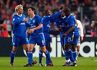 Jubel FC Chelsea<br /> Fu§ball Champions League VfB Stuttgart - FC Chelsea