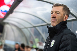 head coach Srecko Katanec (SLO) during the UEFA EURO 2016 Play-off for Final Tournament, Second leg between Slovenia and Ukraine, on November 17, 2015 in Stadium Ljudski vrt, Maribor, Slovenia. Photo by Urban Urbanc / Sportida