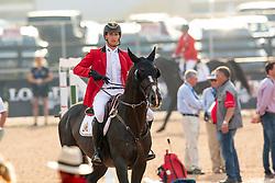 Philippaerts Nicola, BEL, Chilli Willi<br /> World Equestrian Games - Tryon 2018<br /> © Hippo Foto - Sharon Vandeput<br /> 20/09/2018