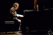 """Jacky Terrasson performing for the """"Jazz festival of Madrid"""" at the french Institute"""