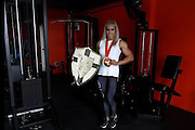 Thai Body Builder Wins Women's Championship in USA<br /> <br /> Ms. Penprakai (aka Fon) Tiang-Ngoke (32) from Naduang, Loei has won the prestigious Body Builder Competition of Arizona, U.S.A.<br /> <br /> Once a member of the Thai National Team, she owns the Siam Barbell fitness center in Banglamung, Pattaya.<br /> <br /> Nong Fon said that she worked in Bangkok as fitness trainer until she graduated from University. To begin with she just wanted to stay fit and perhaps develop a six-pack.<br /> <br /> She began taking body building seriously in 2009 and entered various competitions. In 2010 Fon won her first title and joined the National Team. Soon she had won an international competition in Holland and received a coveted 'proguard' award.<br /> <br /> After which she retired from competition but made a comeback last year in order to enter the Arizona Championship, which will lead to entry into the World Championships in Las Vegas in 2017.<br /> <br /> Until now she has been virtually unknown in her home country but, this morning, all of Thailand knows who Fon is and shares in her success. Thailand is proud of Fon's achievements this week.<br /> <br /> Nong Fon, said that in the beginning her family could not understand her ambitions or what she was doing but now they fully support her in every competition.<br /> <br /> Until now she has funded all of her efforts herself and says that now she would like the Association of Thailand to support young body builders so that Thailand may be able to compete more seriously on the world stage.<br /> ©Exclusivepix Media