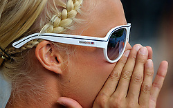 29-07-2010 ATLETIEK: EUROPEAN ATHLETICS CHAMPIONSHIPS: BARCELONA<br /> Carolina Kluft SWE<br /> ©2010-WWW.FOTOHOOGENDOORN.NL