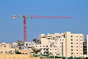 A new housing project Beer Sheva, Negev, Israel