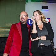 NLD/Amsterdam/20181206 - Sky Radio's Christmas Tree For Charity, Maik de Boer en Paulien Huizinga