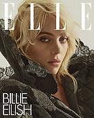 September 23, 2021 - WORLDWIDE: Billie Eilish Covers ELLE Magazine October Issue