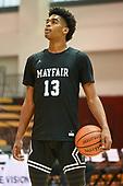 High School Basketball-Mayfair vs Ribet Academy-Jan 11, 2020