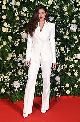 Sara Sampaio arriving at the Charles Finch Filmmakers Dinner, Eden Rock, Hotel du Cap during the 72nd Cannes Film Festival. Photo credit should read: Doug Peters/EMPICS