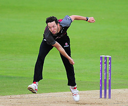 Phil Van Meekeren of Somerset bowls.  - Mandatory by-line: Alex Davidson/JMP - 02/08/2016 - CRICKET - The Ageas Bowl - Southampton, United Kingdom - Hampshire v Somerset - Royal London One Day