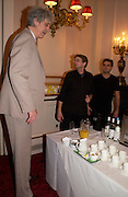 Chris Greener, the tallest living man. 50th Anniversary Party of the Guinness Book of World Records, November 16, 2004 - The Royal Opera House London, Great Britain<br />ONE TIME USE ONLY - DO NOT ARCHIVE  © Copyright Photograph by Dafydd Jones 66 Stockwell Park Rd. London SW9 0DA Tel 020 7733 0108 www.dafjones.com