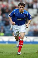 Fotball<br /> Skottland<br /> Foto: Colorsport/Digitalsport<br /> NORWAY ONLY<br /> <br /> Rangers v St Mirren<br /> Scottish Cup Semi Final<br /> Hampden Park<br /> Glasgow<br /> 25th April 2009<br /> <br /> Rangers debutant Andrew Little