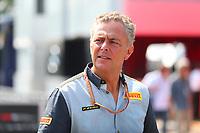 Mario Isola Pirelli<br /> Monza 30-08-2018 GP Italia <br /> Formula 1 Championship 2018 <br /> Foto Federico Basile / Insidefoto