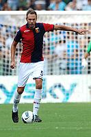 Andreas GRANQVIST Genoa.Roma 18/9/2011 Stadio Olimpico.Football Calcio Serie A 2011/2012.Lazio Vs Genoa.Foto Insidefoto Andrea Staccioli