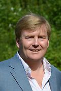 Koninklijke fotosessie 2012 in Wassenaar.<br /> <br /> Op de foto: Prins Willem Alexander